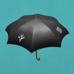 """Regenschirm """"Bisch dicht?"""""""